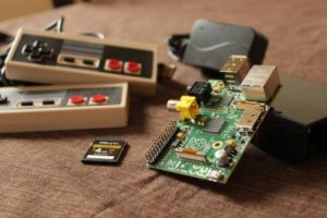 Raspberry Pi Game Console