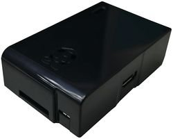 Raspberry Pi - Black Case