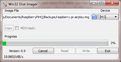Raspberry pi baker download