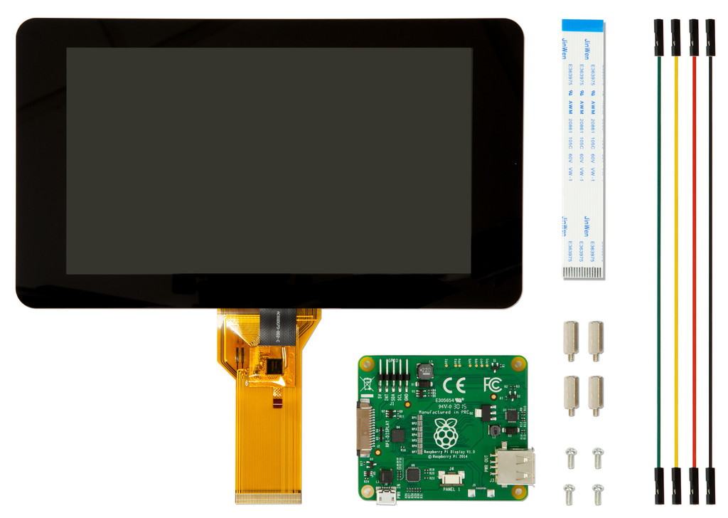 Raspberry Pi Touch Screen