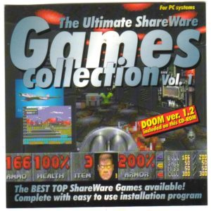 The Ultimate ShareWare Games Collection vol. 1