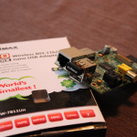 Raspberry Pi with Edimax Wifi Adapter