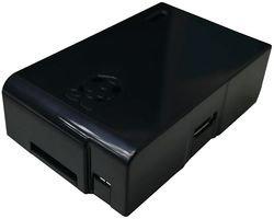 Raspberry Pi - Black Case